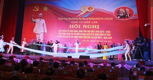 Thể lệ và cơ cấu giải thưởng Cuộc thi tìm hiểu 80 năm lịch vẻ vang của Đảng bộ tỉnh và Giải Báo chí về xây dựng Đảng tỉnh lần thứ II năm 2020