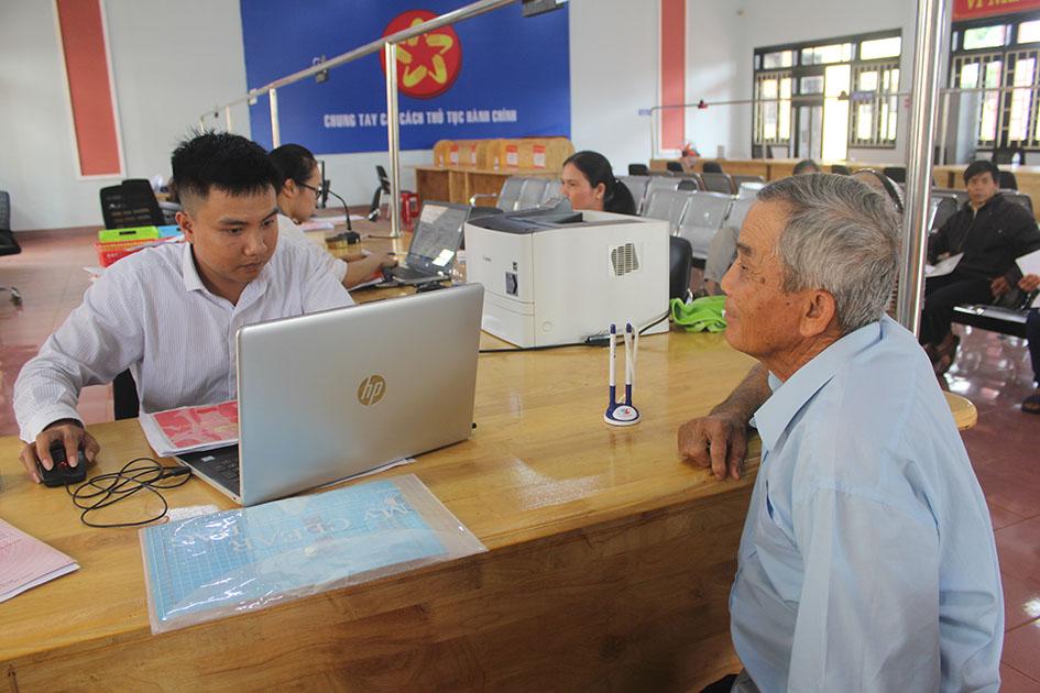 Thành lập Đoàn kiểm tra thực hiện nhiệm vụ ứng dụng CNTT và xây dựng chính quyền điện tử