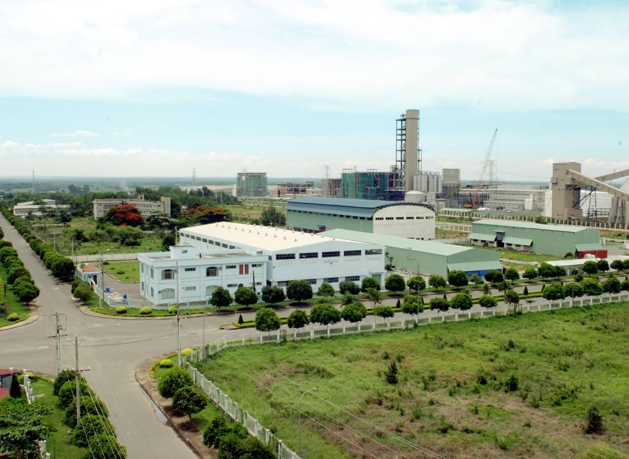 Quyết định về việc thành lập Cụm công nghiệp Hòa Sơn, huyện Krông Bông.