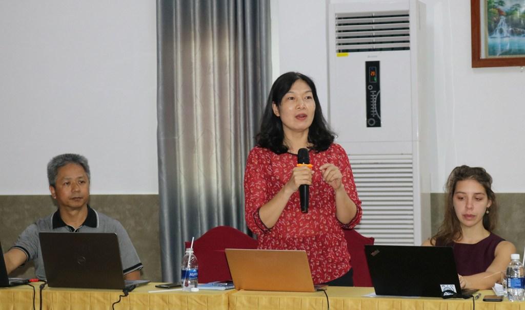 Hội thảo tham vấn đánh giá tình trạng dễ bị tổn thương do biến đổi khí hậu và xuống cấp môi trường tại Đắk Lắk