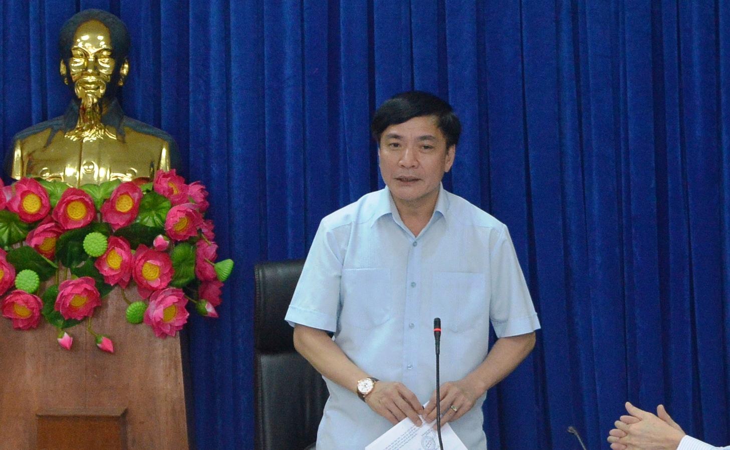 Ban Chỉ đạo số 1287 của Tỉnh ủy sơ kết công tác năm 2019