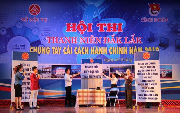 Kế hoạch tuyên truyền cải cách hành chính nhà nước năm 2020 tỉnh Đắk Lắk