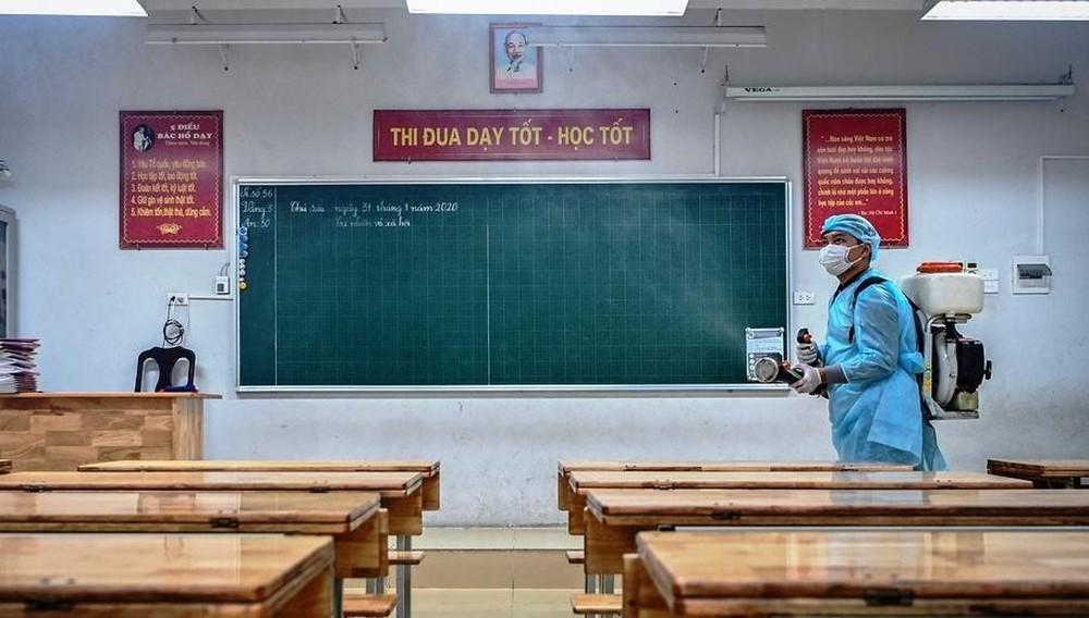 Học sinh nghỉ học đến hết tháng 2/2020 để phòng chống dịch bệnh Covid-19