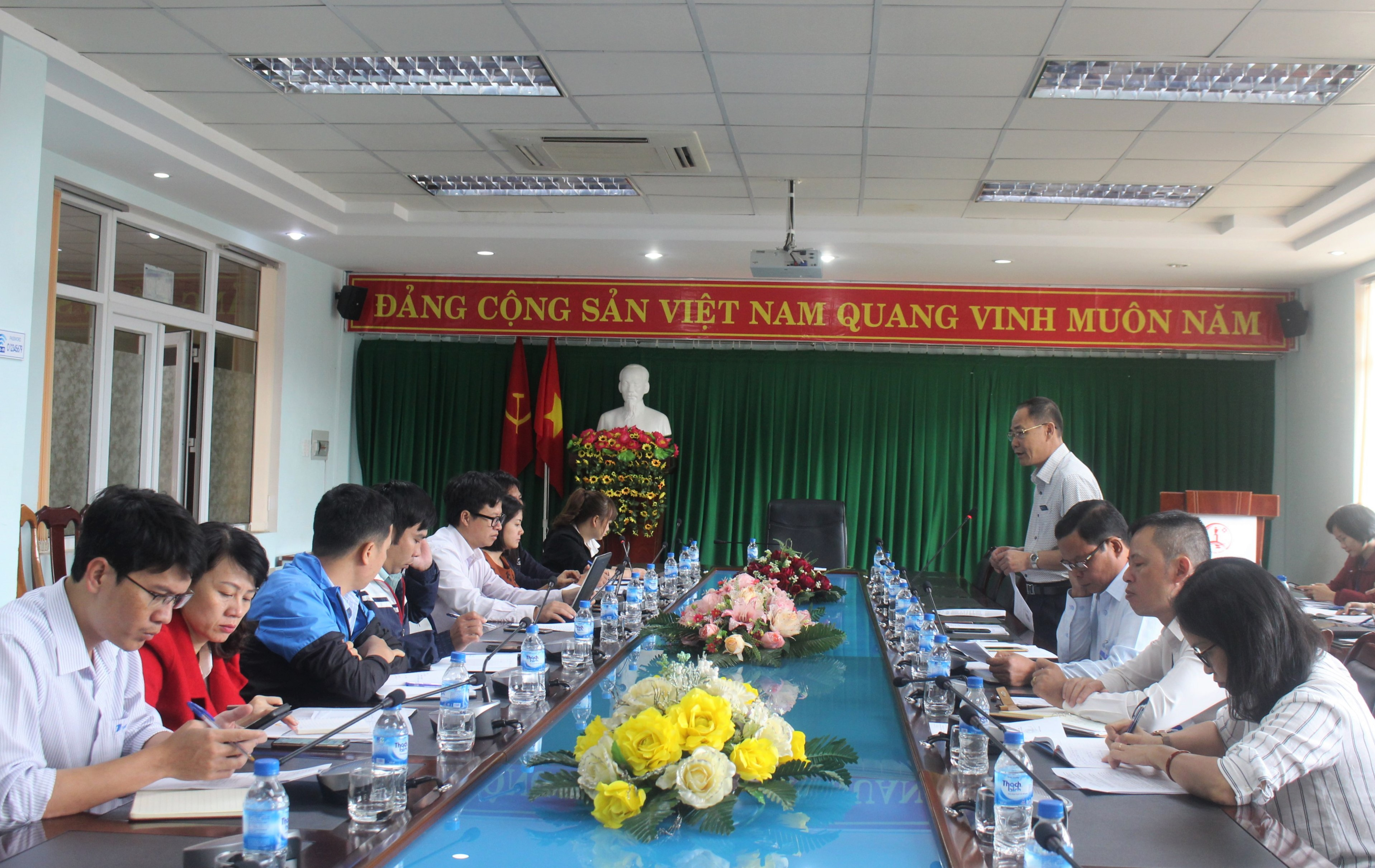 Kiểm tra ứng dụng công nghệ thông tin và xây dựng chính quyền điện tử tại UBND thành phố Buôn Ma Thuột