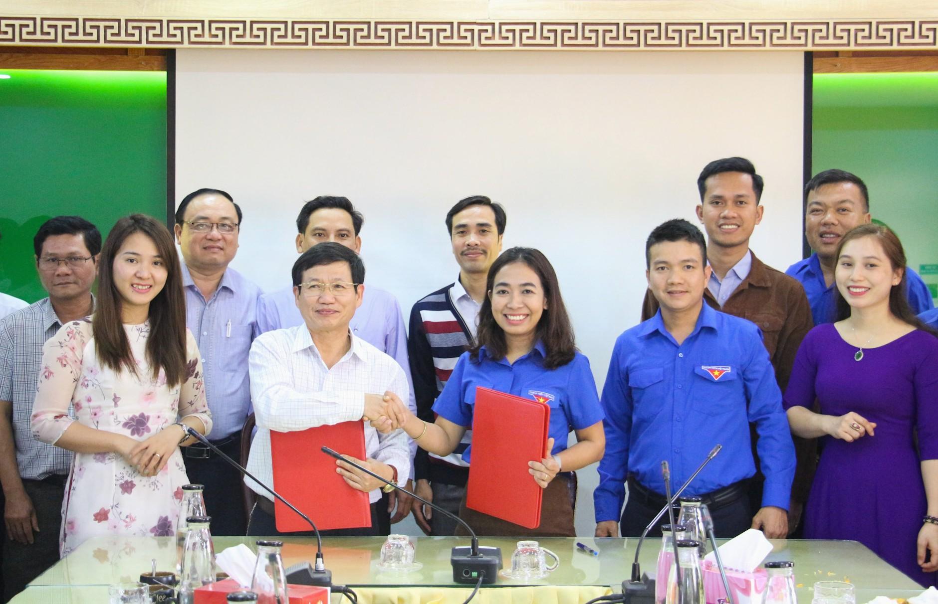 Tổng kết chương trình phối hợp giữa Tỉnh đoàn và Sở Nông nghiệp và Phát triển nông thôn năm 2019