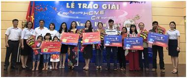 VNPT-Vinaphone Đắk Lắk trao giải 2 chương trình khuyến mại