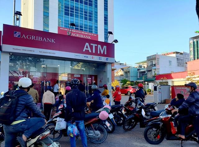 Agribank Đắk Lắk miễn giảm phí dịch vụ ngân hàng điện tử