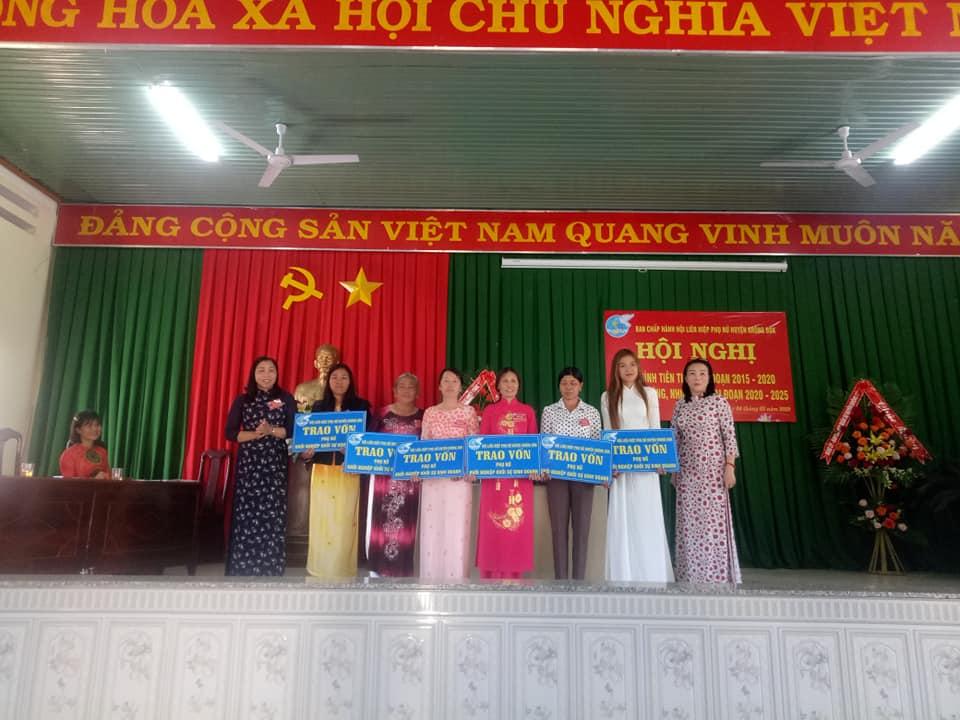 Hội LHPN huyện Krông Búk biểu dương điển hình tiên tiến giai đoạn 2015 - 2020