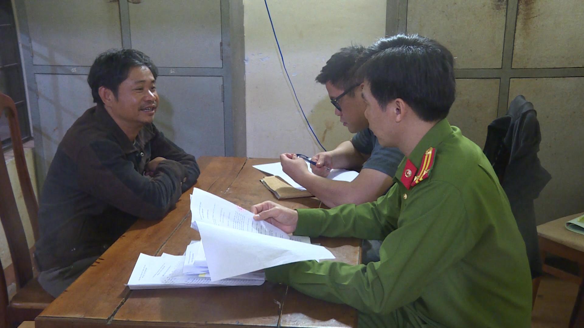 Phát hiện vụ khai thác vận chuyển trái phép gỗ hương quý hiếm tại huyện Ea H'leo