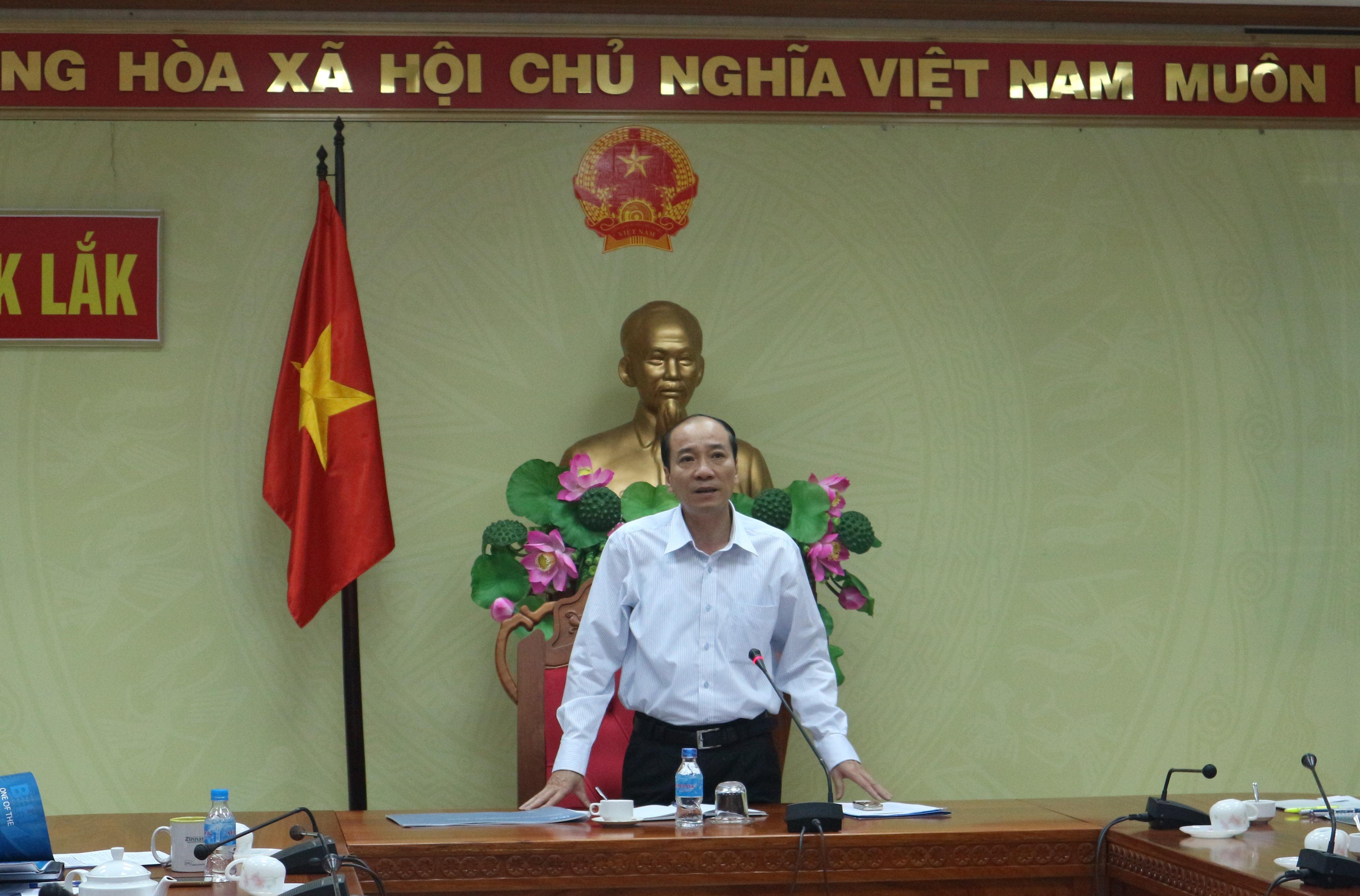 Thông báo Kết luận của đồng chí Phạm Ngọc Nghị - Chủ tịch UBND tỉnh tại phiên họp thường kỳ tháng 02- 2020.