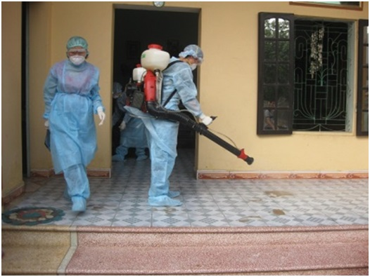 Kế hoạch phòng, chống dịch bệnh truyền nhiễm năm 2020