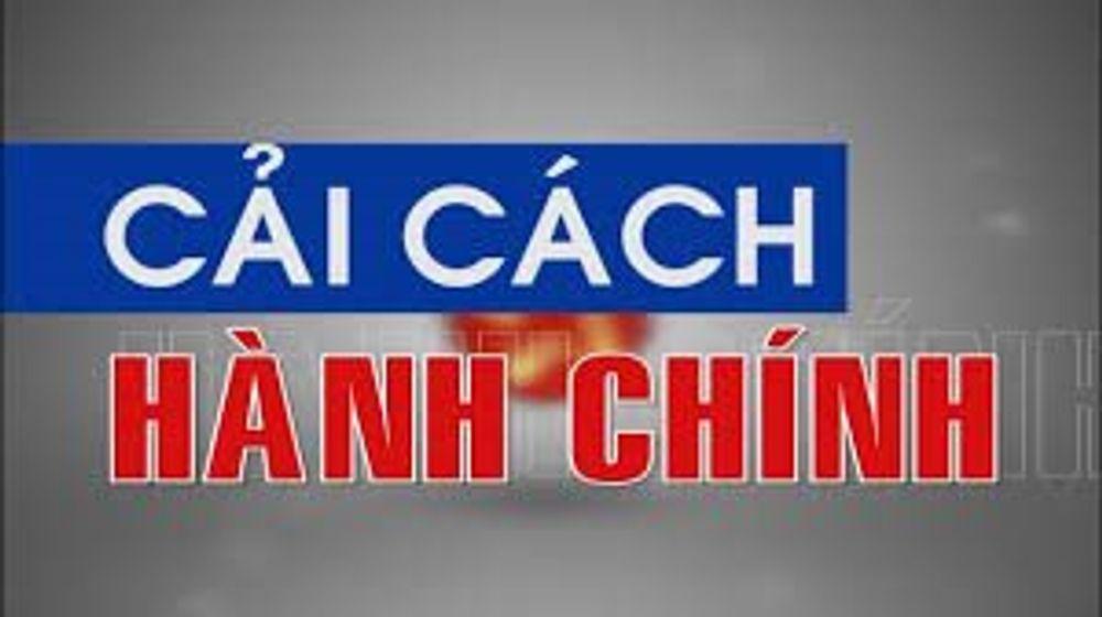 Kết quả thực hiện cải cách hành chính Quý I năm 2020 trên địa bàn tỉnh Đắk Lắk.