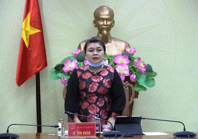 UBND tỉnh họp góp ý Đề án phát triển du lịch tỉnh Đắk Lắk năm 2021-2025 định hướng đến năm 2030