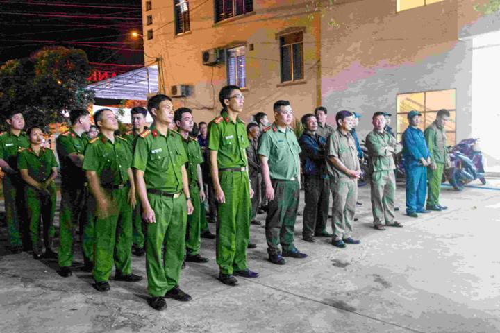 Nâng cao tinh thần cảnh giác, phòng ngừa tội phạm trên địa bàn phường Khánh Xuân
