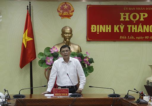 Thông báo kết luận của đồng chí Nguyễn Tuấn Hà – Phó Chủ tịch Thường trực UBND tỉnh tại cuộc Họp báo định kỳ tháng 2 năm 2020