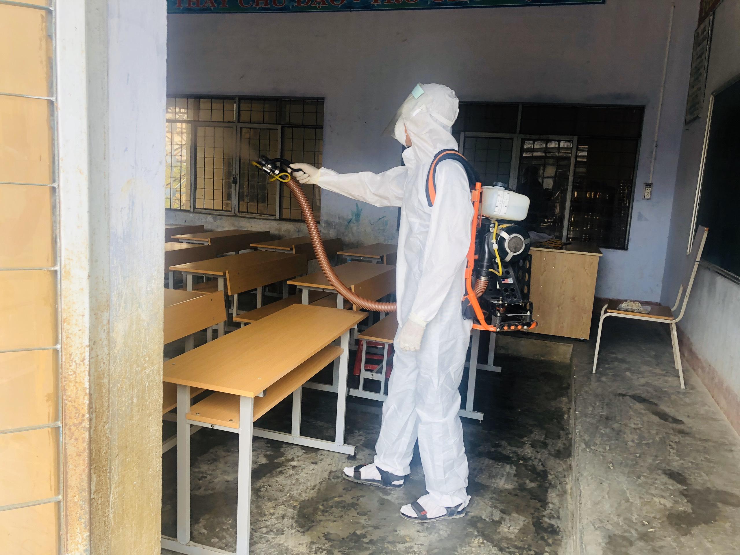 Trường Đại học Tây Nguyên cho học sinh, sinh viên, nghiên cứu sinh tạm nghỉ học để phòng chống dịch bệnh Covid-19