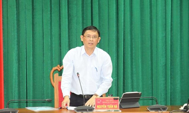 """Tổng kết Dự án """"Nâng cao năng suất và chất lượng sản phẩm, hàng hóa của doanh nghiệp nhỏ và vừa tỉnh Đắk Lắk giai đoạn 2014-2020"""""""