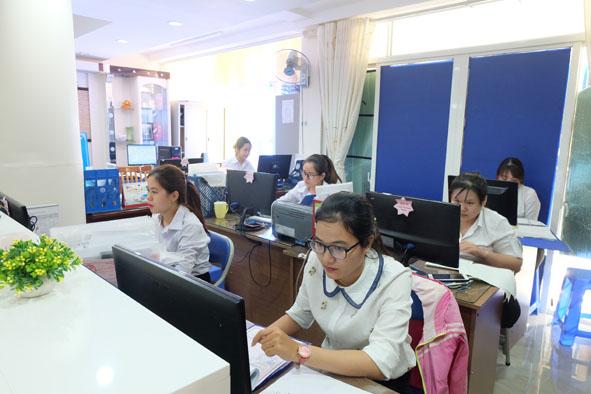 Đắk Lắk tỷ lệ ứng dụng Công nghệ thông tin trong quản lý tăng cao