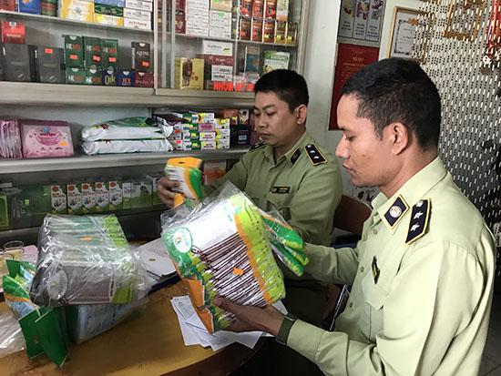 Cục Hải quan Đắk Lắk kiểm soát chặt chẽ việc xuất khẩu khẩu trang y tế