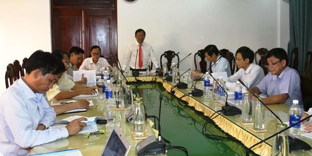Sở Nông nghiệp và Phát triển nông thôn họp lấy kiến vào Đề án phát triển nông nghiệp hữu cơ tỉnh Đắk Lắk