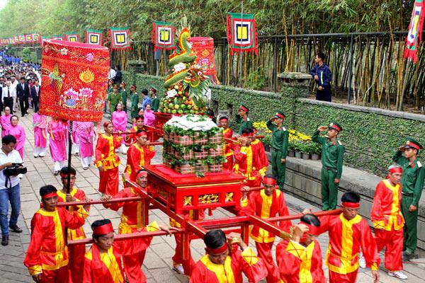 Phối hợp tuyên truyền về Lễ Giỗ tổ Hùng Vương năm Canh Tý 2020