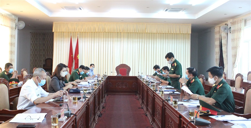 Đoàn công tác Quân khu 5 kiểm tra công tác phòng chống dịch Covid-19 tại Đắk Lắk