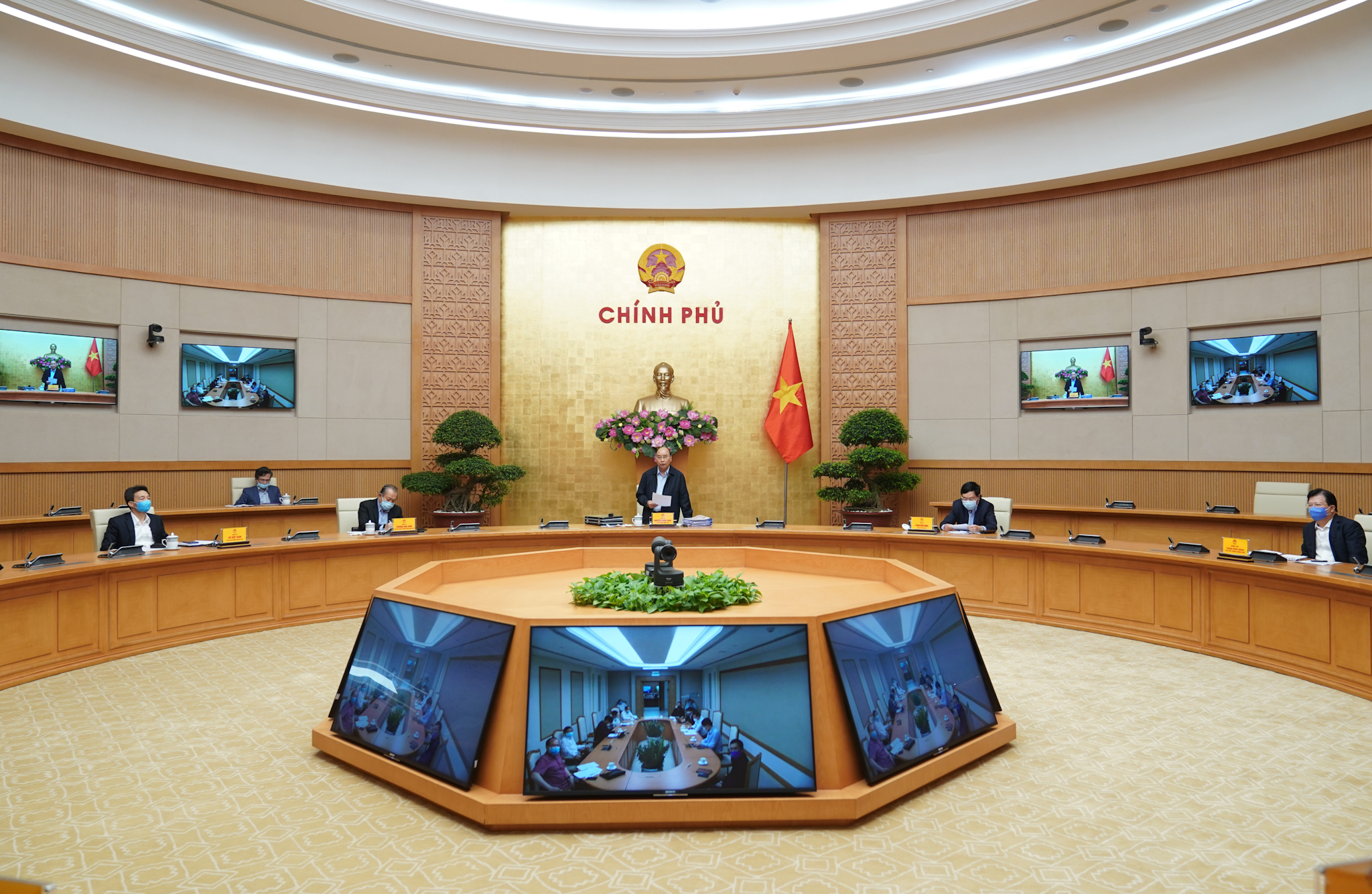 Thủ tướng Chính phủ vừa ký Quyết định 447/QĐ-TTg ngày 1/4/2020 về việc công bố dịch COVID-19