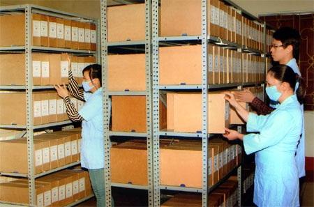Về việc quản lý hồ sơ cán bộ, công chức