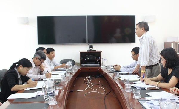 Đoàn công tác Bộ Y tế làm việc với tỉnh Đắk Lắk về tình hình phòng, chống dịch bệnh do vi rút Zika