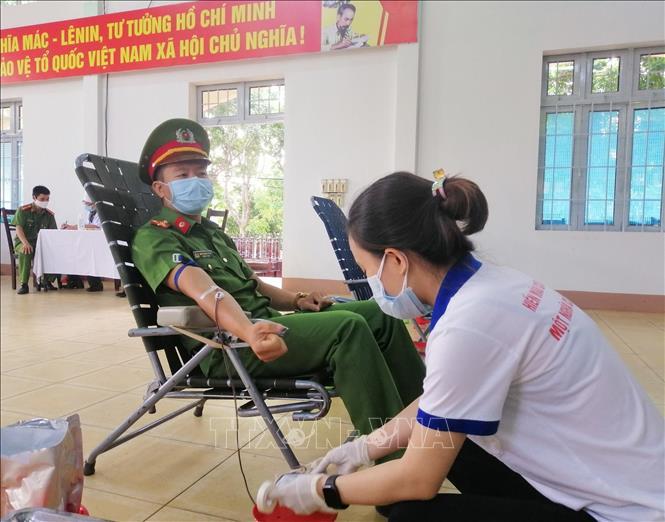 Đẩy mạnh hoạt động hiến máu tình nguyện trong thời gian dịch bệnh Covid - 19