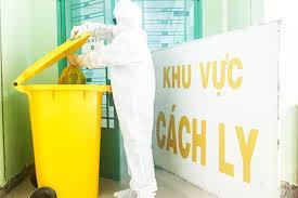 Quản lý chặt chất thải y tế để phòng, chống dịch COVID-19