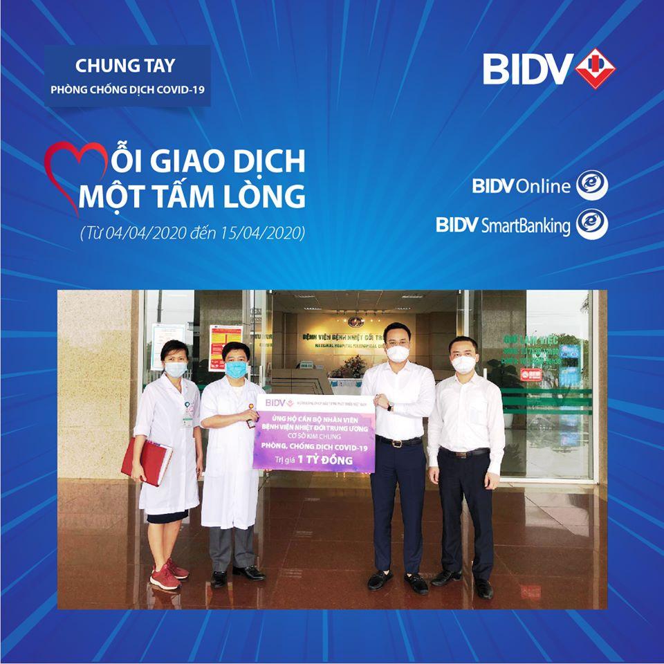 BIDV mở tiếp gói tín dụng trung dài hạn 20.000 tỷ đồng