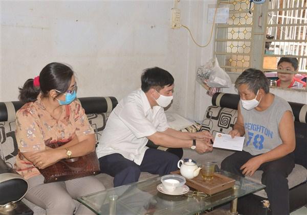 BHXH tỉnh Đắk Lắk chung tay phòng, chống dịch Covid-19