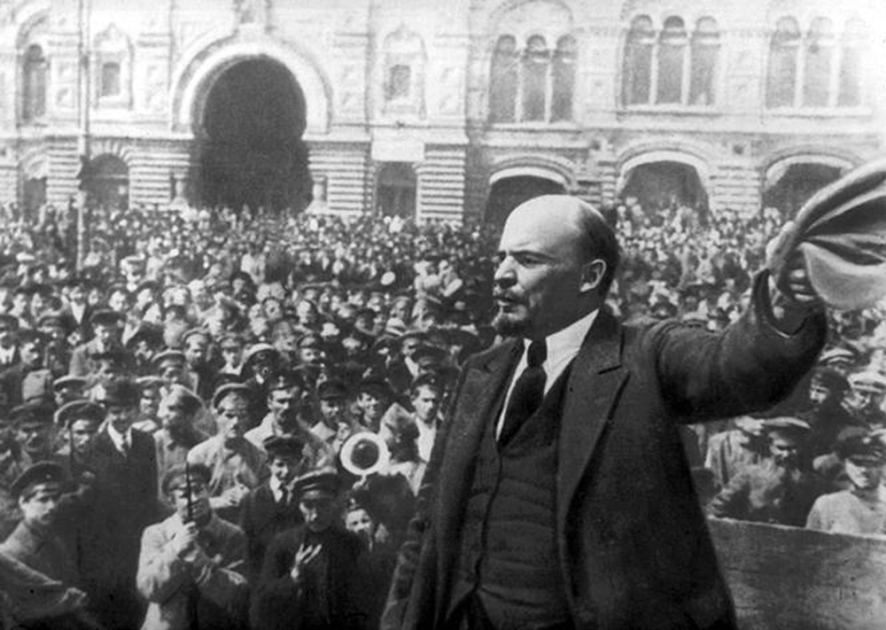 Tuyên truyền, kỷ niệm 150 năm Ngày sinh V.I.Lênin (22/4/1870-22/4/2020)