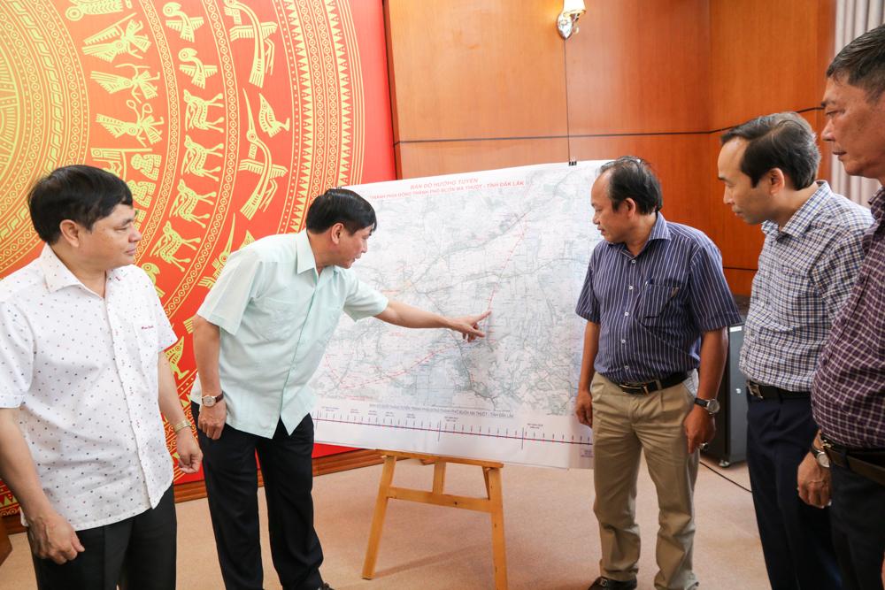 Bộ Giao thông Vận tải phê duyệt đường Hồ Chí Minh tránh Đông vốn 1.500 tỉ đồng