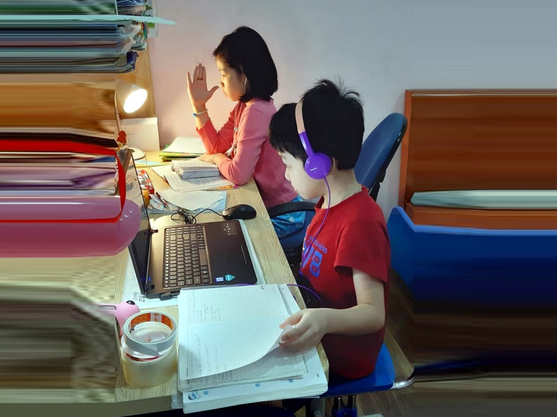 Bảo đảm an toàn cho trẻ mầm non, học sinh, sinh viên khi học tập qua internet