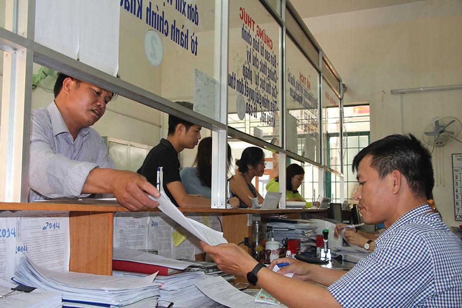 Qúy 2/2020 UBND thành phố Buôn Ma Thuột chuyển giao dịch vụ công tại 03 xã Cư Êbur, Hòa Phú, Ea Kao