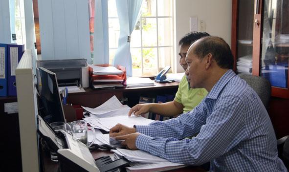 Cục Thuế Đắk Lắk bắt đầu tiếp nhận hồ sơ gia hạn nộp thuế, tiền thuê đất