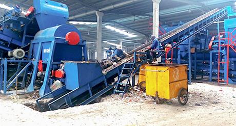 Cho Công ty Cổ phần uy tín tái chế Á Châu thuê đất để thực hiện dự án Nhà máy xử lý chất thải rắn nguy hại