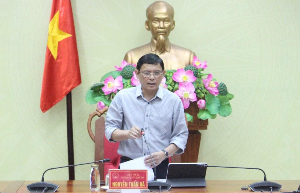 Ban Chỉ đạo đôn đốc thu thuế và chống thất thu ngân sách nhà nước tỉnh triển khai nhiệm vụ quý II/2020
