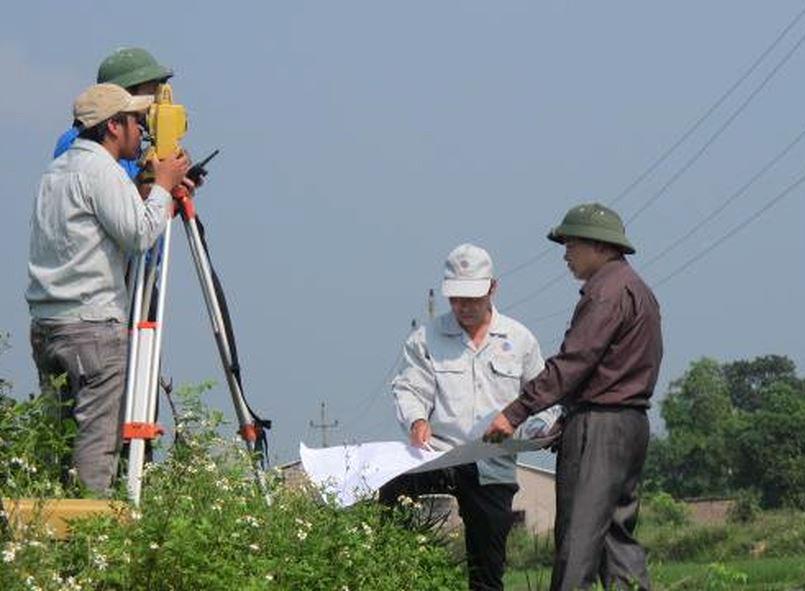 Đôn đốc thực hiện công tác kiểm kê đất đai, lập bản đồ hiện trạng sử dụng đất năm 2019