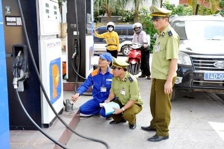 100% cơ sở kinh doanh xăng, dầu được thanh tra cung cấp đầy đủ giấy chứng nhận kiểm định còn hiệu lực