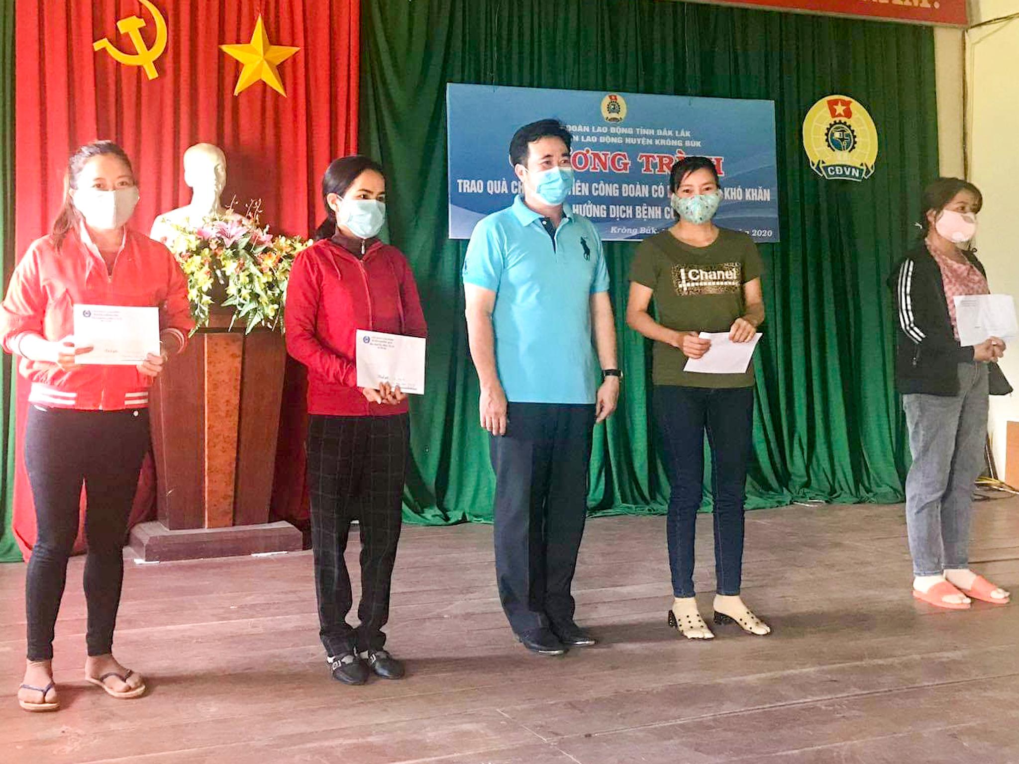 Hơn 5.000 lao động của Đắk Lắk bị mất việc bởi dịch COVID-19