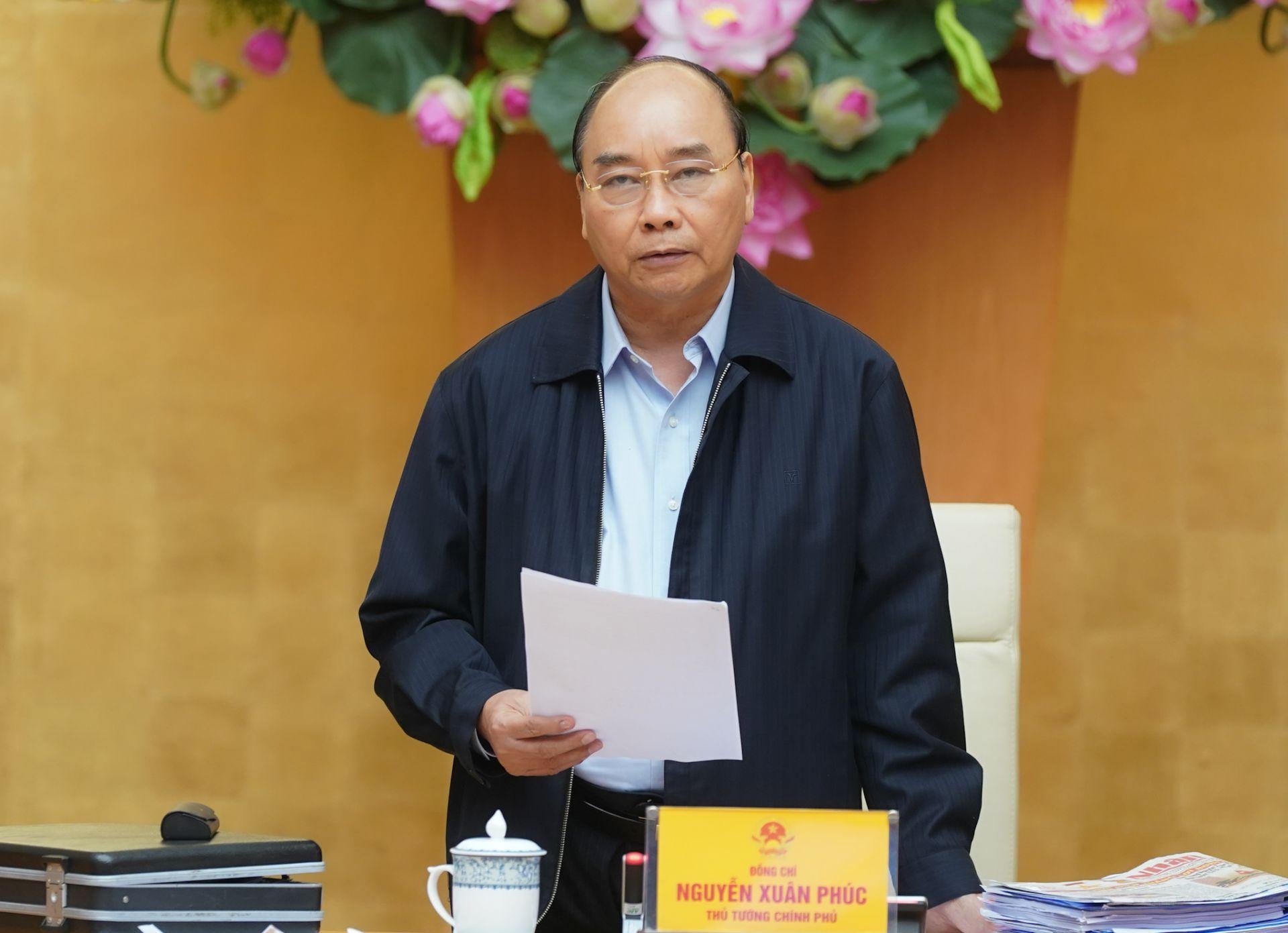 Triển khai Thông báo kết luận số 170/TB-VPCP ngày 28/4/2020 của Thủ tướng Chính phủ.