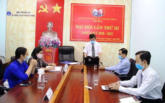 Đắk Lắk chọn hai Đảng bộ cấp huyện tiến hành Đại hội điểm