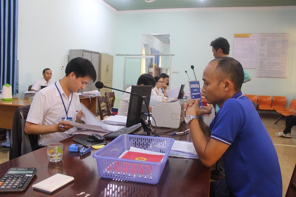 Quy chế hoạt động của công chức đầu mối thực hiện nhiệm kiểm soát TTHC trên địa bàn tỉnh