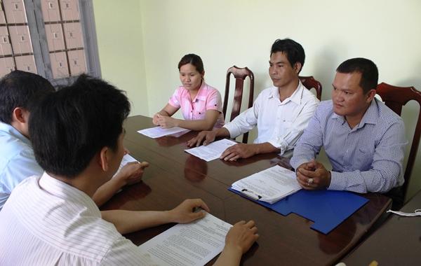Công tác phát triển đảng viên là người có đạo ở huyện Cư Kuin