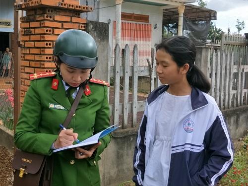 Công an thành phố Buôn Ma Thuột tập huấn quy trình cơ sở dữ liệu quốc gia về dân cư
