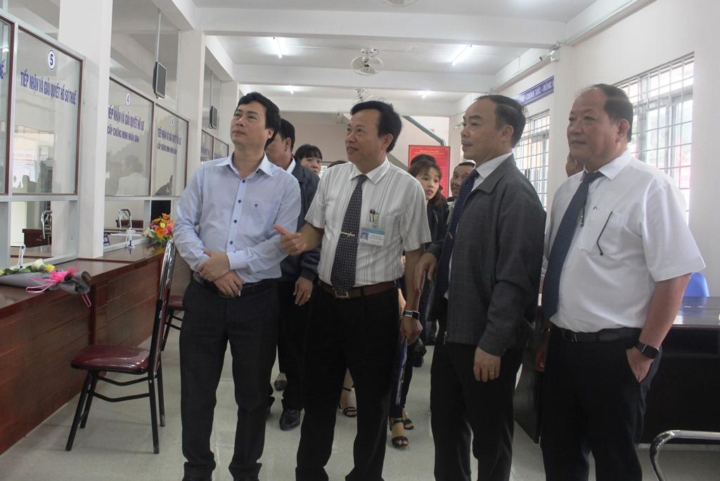 UBND huyện Krông Pắc triển khai thực hiện Chỉ thị số 08/CT-UBND về dịch vụ công trực tuyến mức độ 3,4