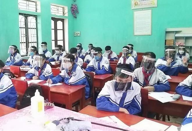 Triển khai một số quy định mới thực hiện phòng, chống Covid-19 trong trường học